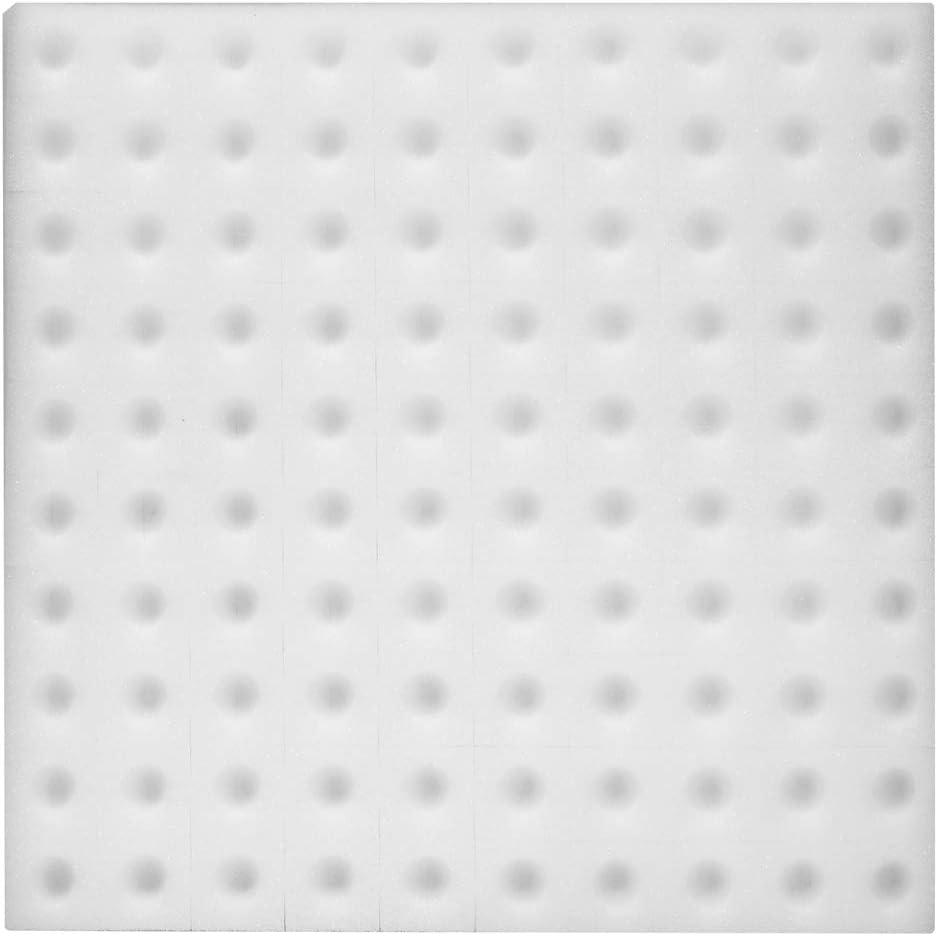 Cinnyi Hydroponic Brand Cheap Sale Venue Sponge 100Pcs Veg Square Plng Soilless Safety and trust