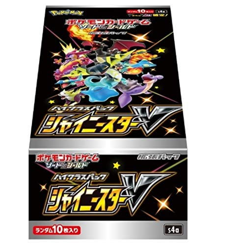 Pokemon Card Game Sword & Shield High Class Pack Shiny Star V Box Japanese ver.