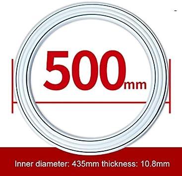 60 cm Silberne Plattenspieler-Untergestell F/ür Kaleidoskope Tischplatte Serving Messe Displays Gro/ßer Drehscheibe-Lagerring Outech 30CM Schwerlast Lazy Susan Steel Rotierende Lager