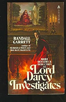 Lord Darcy Investigates 0441491413 Book Cover