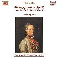 Haydn - String Quartets, Op.55
