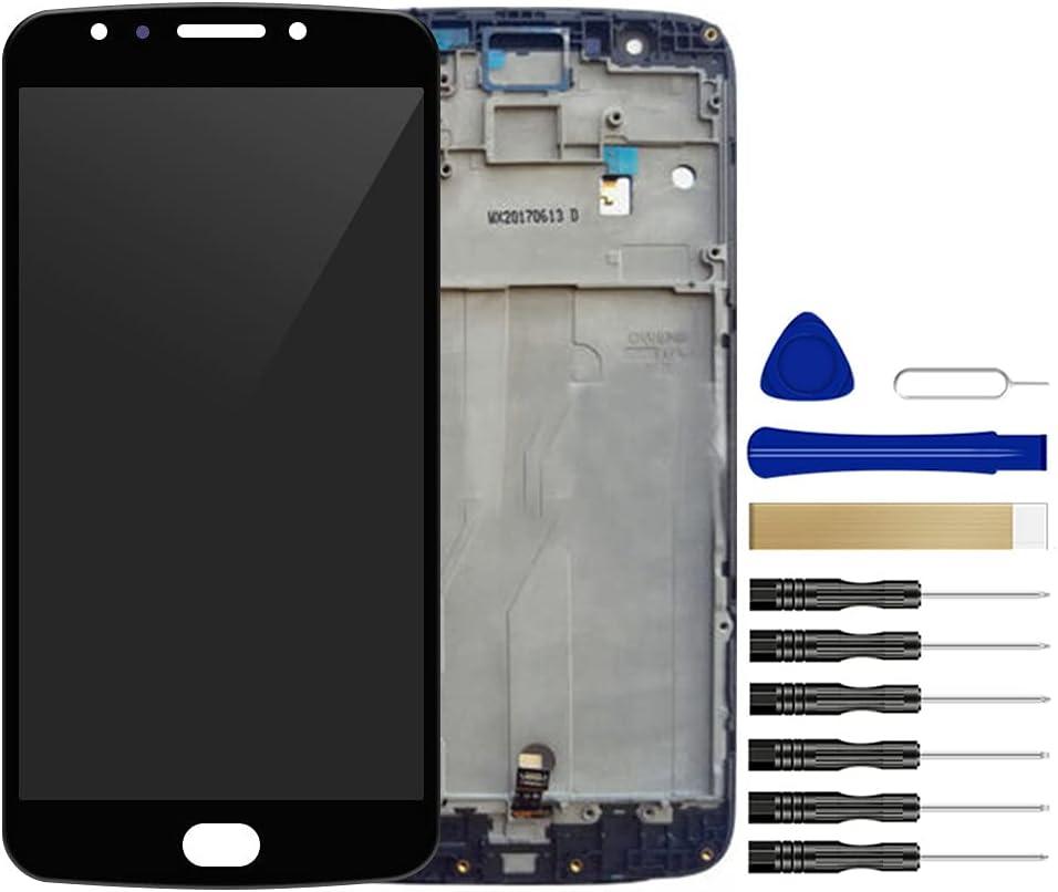 for Sprint Motorola Moto E4 Plus Display LCD Ranking TOP2 Assem XT1776 Screen Daily bargain sale