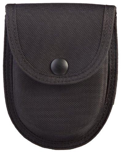 Price comparison product image Uncle Mike's Sentinel Molded Nylon Single Handcuff Case,  Black