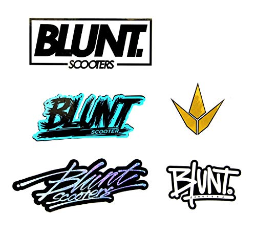 Blunt Scooters 5-delige Sticker Pack