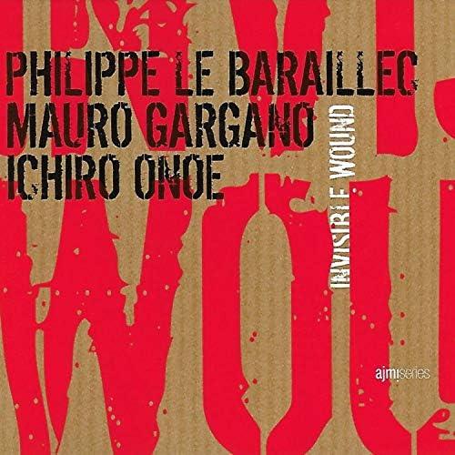Philippe Le Baraillec with Ichiro Onoe & Mauro Gargano