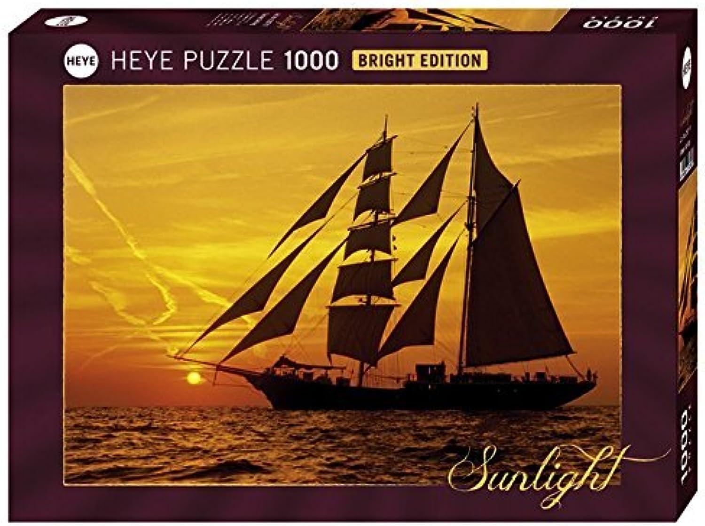 Heye Sunny Sailing Puzzles (1000-Piece, Multi-Colour) by Heye