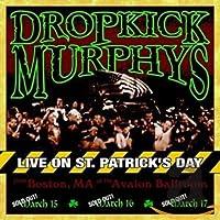 Live on St. Patricks Day