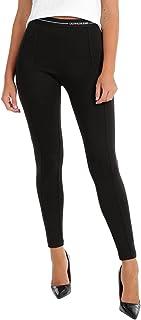 Calvin Klein Jeans Milano Logo Elastic Legging Femme