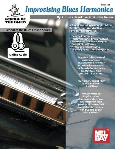 Improvising Blues Harmonica (School of Blues Lesson)