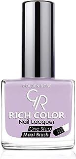 طلاء اظافر من جولدن روز , اللون البنفسجي رقم 103