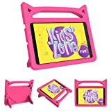 iPad 10.2 2019 Kids Case, DJ&RPPQ iPad 7th Generation Kids Friendly Cases with Handle Stand, Light Weight Shock Proof Covers for Apple iPad 10.2 inch Latest Model case tab Dec, 2020