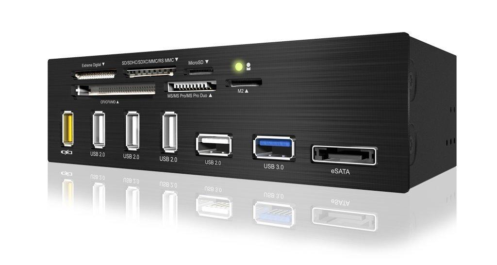 Multi Card Reader Charging 6 Slot USB Charging