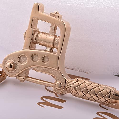 N/A Collar Nuevo Collar De Rifle De Pistola Simple De Acer