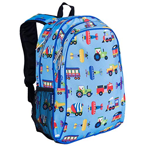 Wildkin Kids 15 Inch Backpack for Boys...
