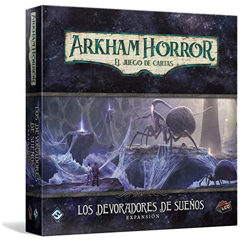Fantasy Flight Games- Arkham Horror LCG - Los devoradores de sueños, Color...