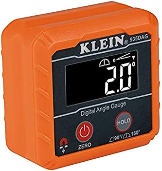 Klein Tools Digital Electronic Level and Angle Measures Gauge