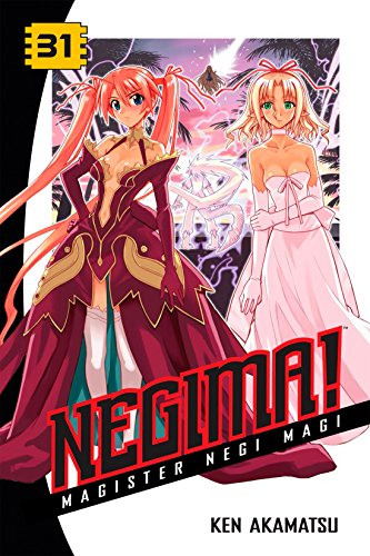 Negima! Vol. 31 (English Edition)