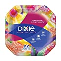 Dixie Ultra Moments Paper Plates, 10 inch, 22 Count; Designs May Vary