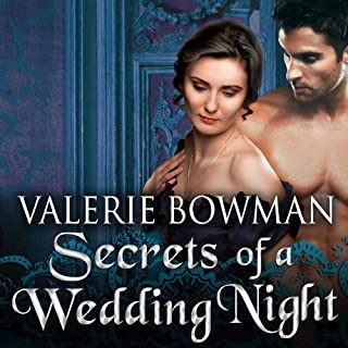 Secrets of a Wedding Night audiobook cover art