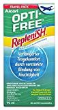 Opti Free Replenish Kontaktlinsen-Pflegemittel, Travelpack, 1 x 90 ml