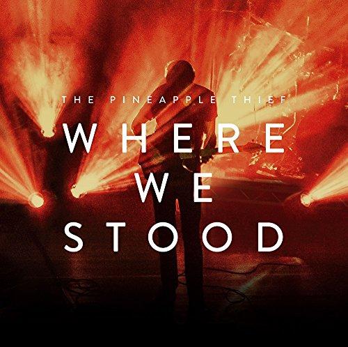 Where We Stood ( CD / DVD )