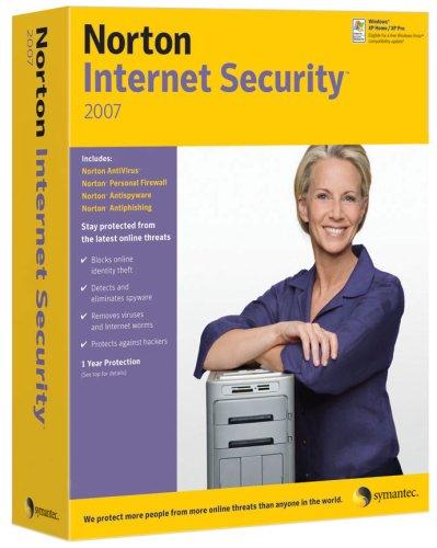 Norton Internet Security 2007 - Ensemble de mise à niveau - 3 utilisateurs - Win - International