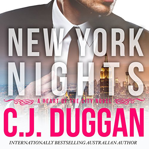 New York Nights audiobook cover art