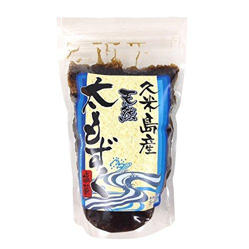 沖縄県 久米島産 天然太もずく 500g×1パック