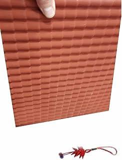 Desconocido Generico Tejado plástico Impermeable Teja 35 x 50 cm Aprox. Teja 20 x 15