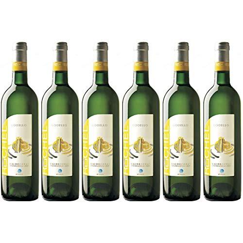 Ruchel Vino Blanco - 6 Botellas - 4500 ml