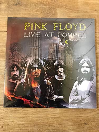 PINK FLOYD LIVE AT POMPEII 2 LP SET, COLORED VINYLS, ULTRA RARE, ONLY 500 MADE!!