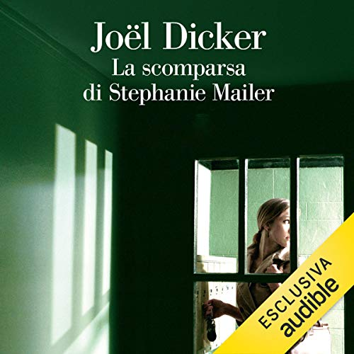 La scomparsa di Stephanie Mailer cover art