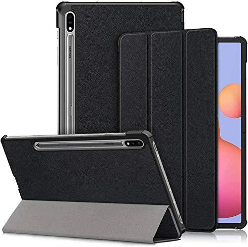 BNBUKLTD Funda compatible con Samsung Galaxy Tab S7 Premium Smart Book Stand Cover T870 T875 T876B