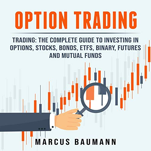 Option Trading audiobook cover art