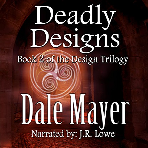 Deadly Designs audiobook cover art
