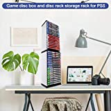 Zoom IMG-1 per ps4 game storage tower