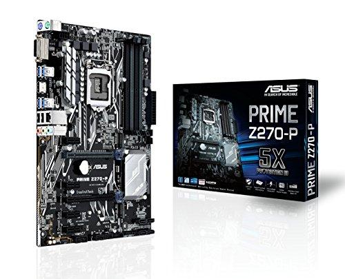 Asus - Prime z270-p Intel z270 lga1151 ATX