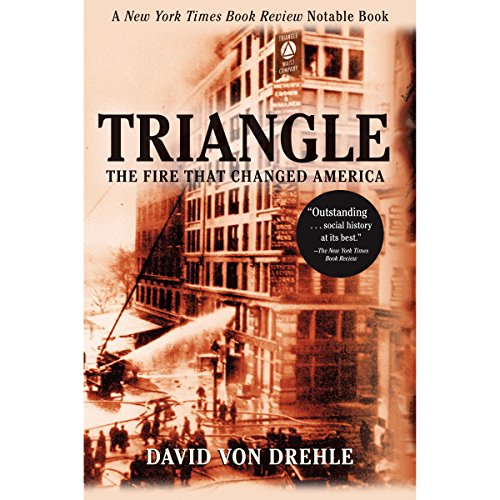 Triangle audiobook cover art
