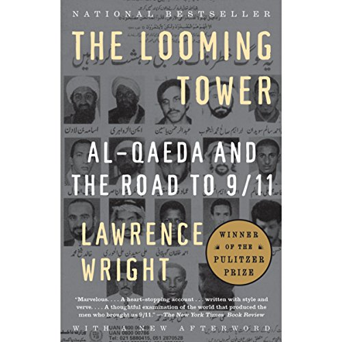 The Looming Tower audiobook cover art