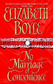 No Marriage of Convenience (Avon Romantic Treasure) by [Elizabeth Boyle]