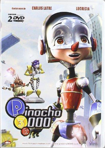 Pinocchio 3000 (Import Dvd) (2004) Carlos Latre; Lucrecia; Marta Ullod; Emilio