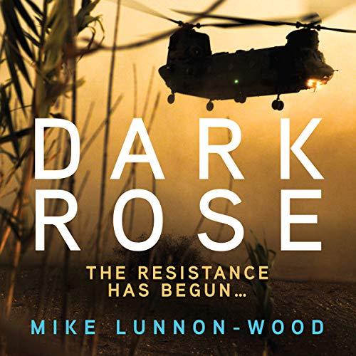 Dark Rose audiobook cover art