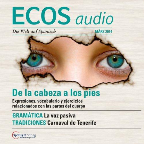 ECOS audio - De la cabeza a los pies. 3/2014 Titelbild