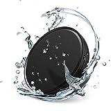 Bluetooth Speaker Bass Reinforced Kinps 32H Playtime Waterproof IPX8 Certified Bluetooth 4.1 Portable