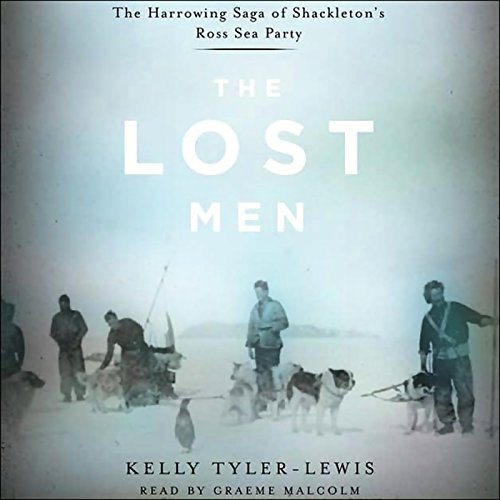 Couverture de The Lost Men