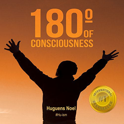 180 Degrees of Consciousness audiobook cover art
