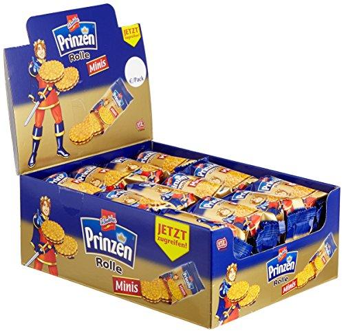 Prinzen Rolle Minis Snack-Pack, 24er Pack (24 x 37,5 g)