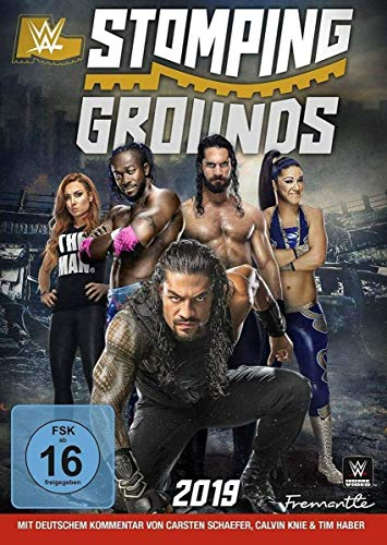 WWE: Stomping Grounds 2019 [2 DVDs]