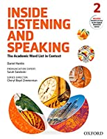 Inside Listening and Speaking, Level 2: The Academic Word List in Context