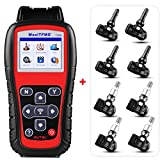 Autel TS508K Relearn Tool for TPMS Reset, TPMS Diagnose/ Programming, Sensor Activation, Program MX-Sensor, Key Fob Testing, Relearn by OBD, Read/ clear TPMS DTCs, Lifetime Free Update